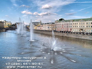 Агентство ФЛЭТ ЦЕНТР - аренда квартир посуточно у м.Новокузнецкая