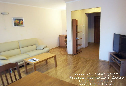 Квартира посуточно на м.Новослободская,ул.Чаянова д.12.