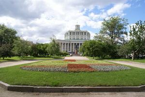 Фото района у м.Новослободская