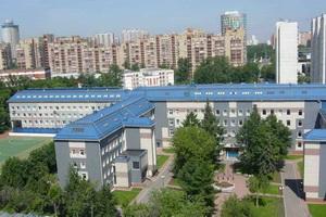 Фото района у м.Новые Черёмушки
