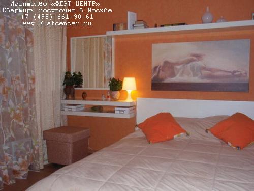 Квартира посуточно в Москве рядом м.Новые Черемушки.Гостиница на ул.Арх.Власова 45