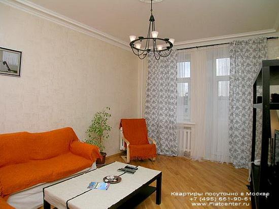 Квартира посуточно в Москве м.Театральная,Тверская ул. 4