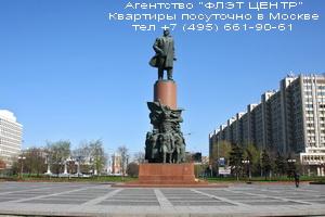 Агентство ФЛЭТ ЦЕНТР -  - посуточная аренда квартир на Якиманке и м.Октябрьская