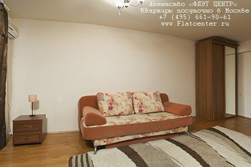 Квартира посуточно в Москве метро Шаболовская, Якиманка.