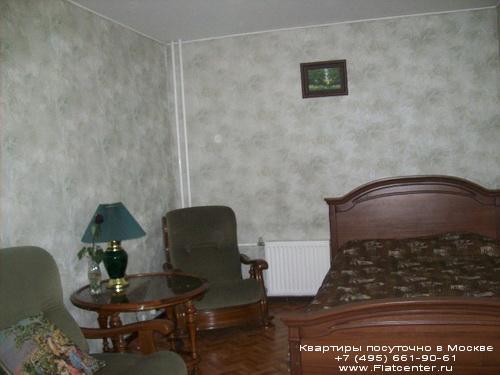 Квартира посуточно метро Полянка,в центре Москвы