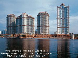Агентство ФЛЭТ ЦЕНТР - аренда квартир посуточно у м.Октябрьское Поле