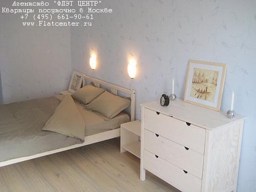 Квартира посуточно на м.Орехово,Липецкая, 6к1.