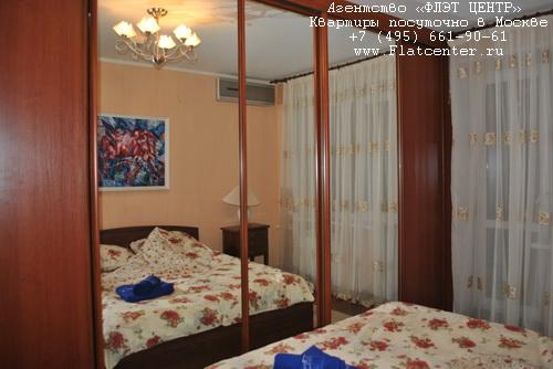 Квартира посуточно Парк Культуры.Гостиницы и отели Мансуровский переулок