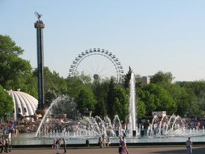 Фото района у м.Парк Культуры