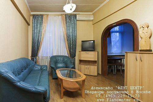 Аренда на сутки м.Парк Победы, ул.Дениса Давыдова д.7