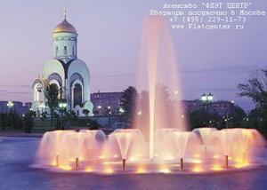 Агентство ФЛЭТ ЦЕНТР - аренда квартир посуточно у м.Парк Победы
