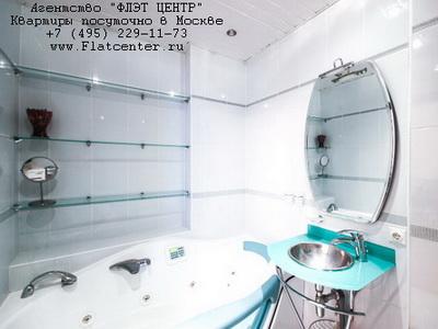 Джакузи в квартире посуточно в Москве на метро Парк Победы