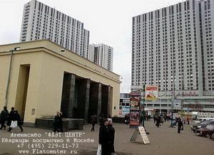 Фото района у м.Партизанская
