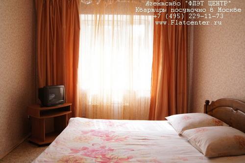 Квартира посуточно на м.Павелецкая,ул.Дубининская д.40.