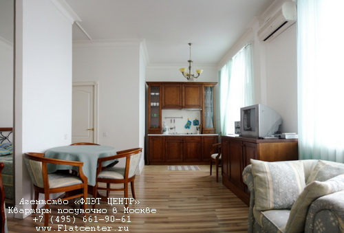 Квартира посуточно р-н Замоскворечье,Космодамианская наб д.28