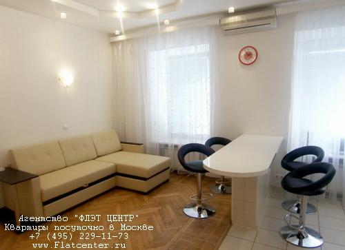 Квартира посуточно на м.Павелецкая,Павелецкая пл.д.1.