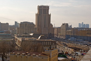 Фото района у м.Павелецкая