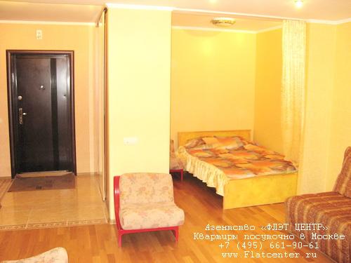 Квартира посуточно в Москве рядом м.Печатники.Гостиница в Марьино
