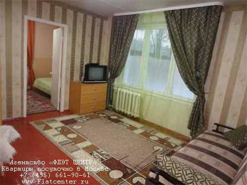 Квартира посуточно в Москве м.Перово, Владимирская ул.