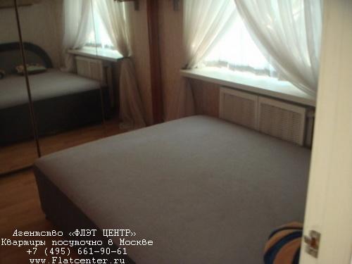 Квартира посуточно в Москве рядом м.Петровско-Разумовская.Гостиница на Бескудниковском бульваре
