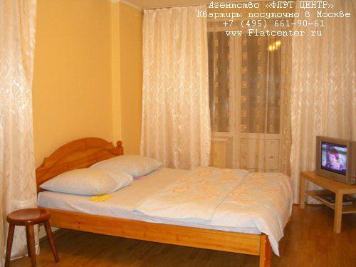 Квартира посуточно в Москве рядом м.Петровско-Разумовская.Гостиница на Локомотивный пр. 9