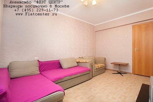 Квартира посуточно на м.Пионерская,ул.Малая Филевская д.14.