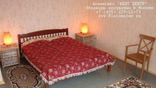 Квартира посуточно на м.Площадь Ильича,ул.Новорогожская д.42.