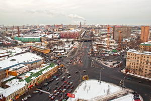 Фото района у м.Площадь Ильича