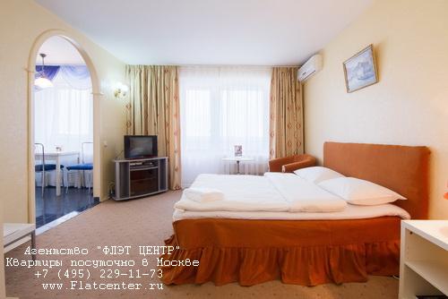 Квартира посуточно на м.Полянка,ул.Б.Полянка д.28.
