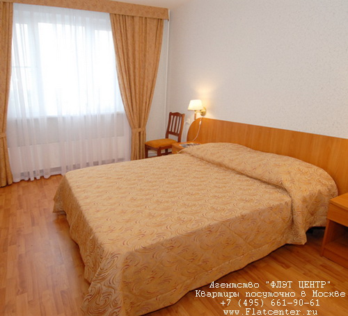Гостиница на м.Пражская.Квартира-гостиница рядом с м.Пражская