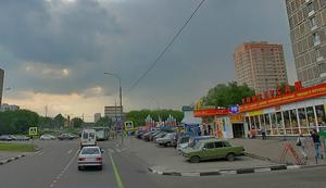 Фото района у м.Пражская