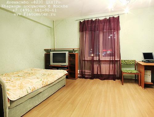 Квартира посуточно в Москве рядом метро Университет .Гостиница на ул. Профсоюзная 19