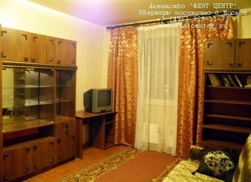 Квартира посуточно на м.Профсоюзная,ул.Цюрупы д.12.