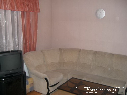 Квартира посуточно в Москве рядом метро Мичуринский Пр-т.Гостиница на Нахимовском проспекте
