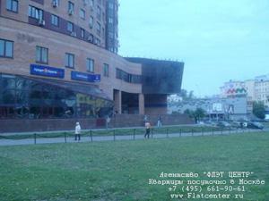 Агентство ФЛЭТ ЦЕНТР - аренда квартир посуточно у м.Пролетарская