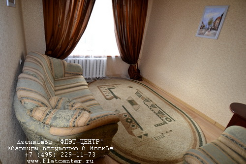 Аренда на сутки у СК Олимпийский, ул.Гиляровского д.33