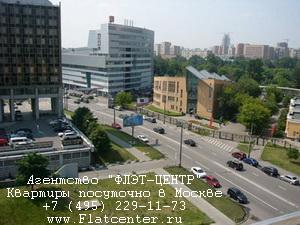 Фото района у м.Проспект Мира