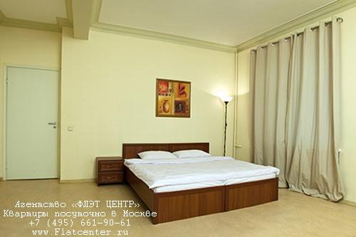 Квартира посуточно Проспект Мира,Орлово-Давывдовский пер 5