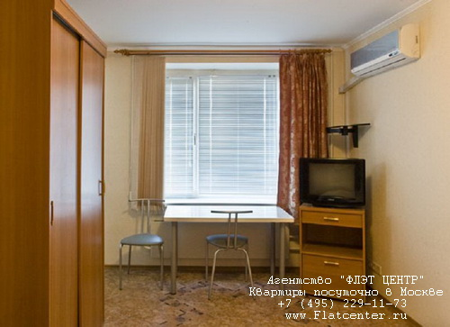 Квартира посуточно на м.Проспект Мира,Орлово-Давыдовский пер.д.1.