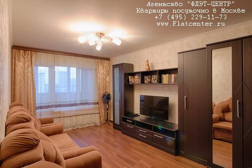 Квартира посуточно на м.Проспект Мира,ул.Б.Переяславская д.10.