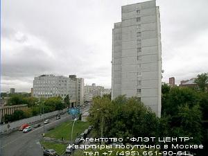 Агентство ФЛЭТ ЦЕНТР - аренда квартир посуточно у м.Проспект Мира