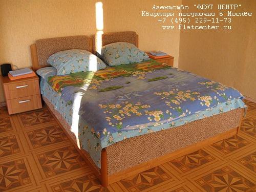 Квартира посуточно на м.Проспект Мира,ул.Протопоповский пер.д.38 .