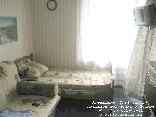 Квартира посуточно на м.Пр-т Мира,ул.Щепкина д.12.