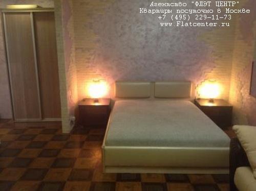 Квартира посуточно на м.Пр-т Вернадского,ул.Удальцова д.39.