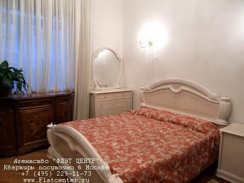 Квартира посуточно на м.Пушкинская,ул.Б.Дмитровка д.20.