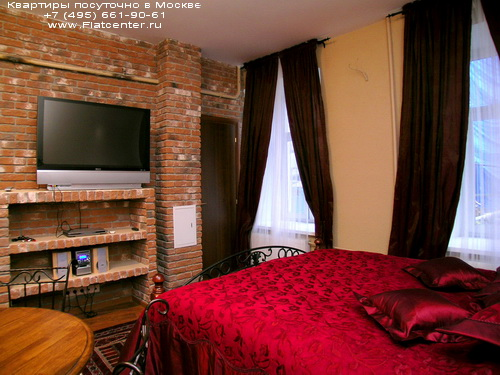 Квартира посуточно в Москве рядом метро Чистые Пруды.Гостиница на Бронной в самом центре Москвы