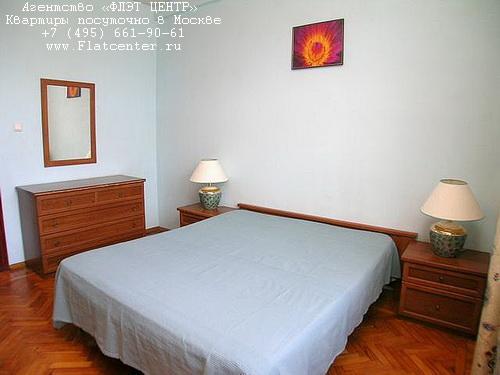 Квартира посуточно на м.Пушкинская,ул. Тверская 17 .