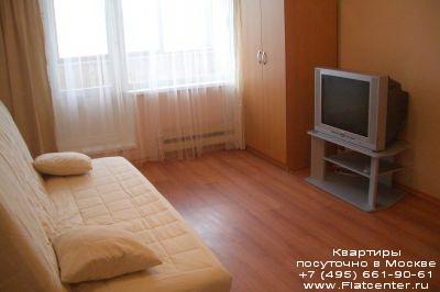 Квартира посуточно в Москве рядом м.Речной вокзал.Гостиница на Речном вокзале