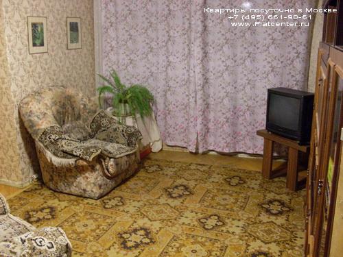 Квартира посуточно в Москве рядом м.Речной вокзал.Гостиница рядом с Крокус-экспо