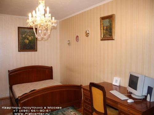 Квартира посуточно в Москве рядом м.Рижская,3-я ул.Марьиной рощи 19